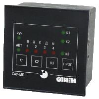 Контроллер для управления системой подающих насосов САУ-МП